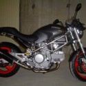 DUCATI Monster Senna