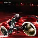 Ducati en Action à l'écran