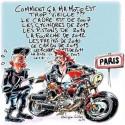 Suivez la Manif' Motards Paris sur Motomaton.com