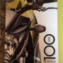 Idée cadeau : livre «100 ans de motos» pour Noël
