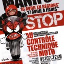 Motards ! En Route pour une grande manif' nationale 16 et 17avril 2016