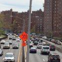 La Moto vue de New York City